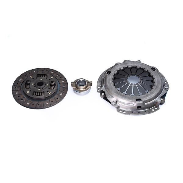 Three-piece manual clutch 1126025